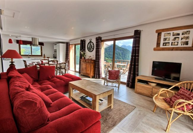 Chalet in Morzine - Chalet Syleno