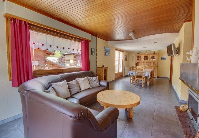 Apartment in Morzine - Outo