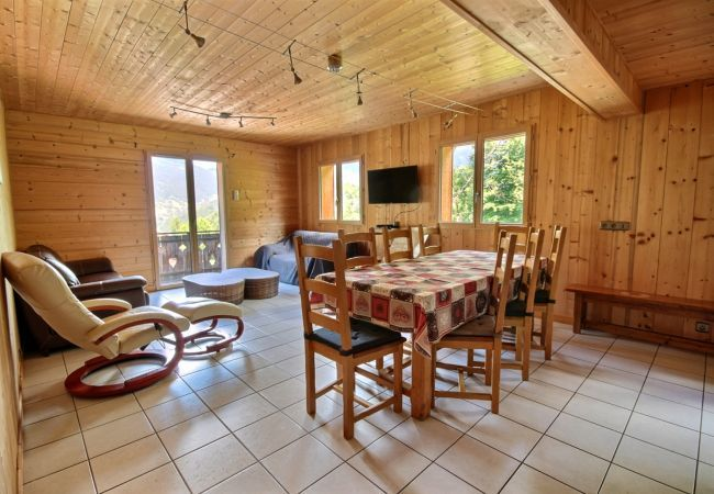 Apartment in Saint-Jean-d´Aulps - Sherpa 2
