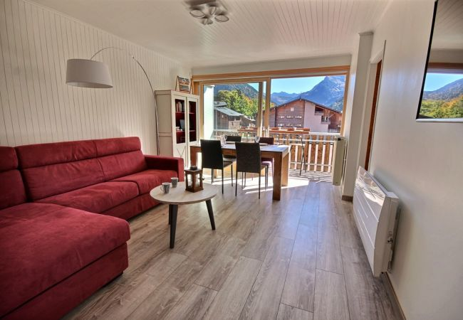 Apartment in Morzine - Nantaux 17b