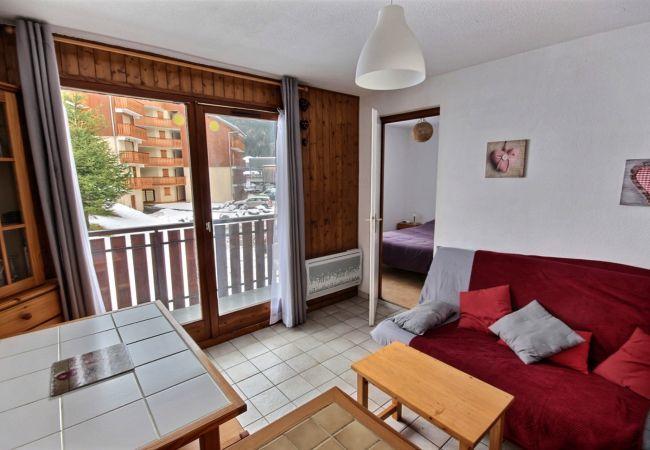 Appartement à Saint-Jean-d´Aulps - Pied des pistes 7